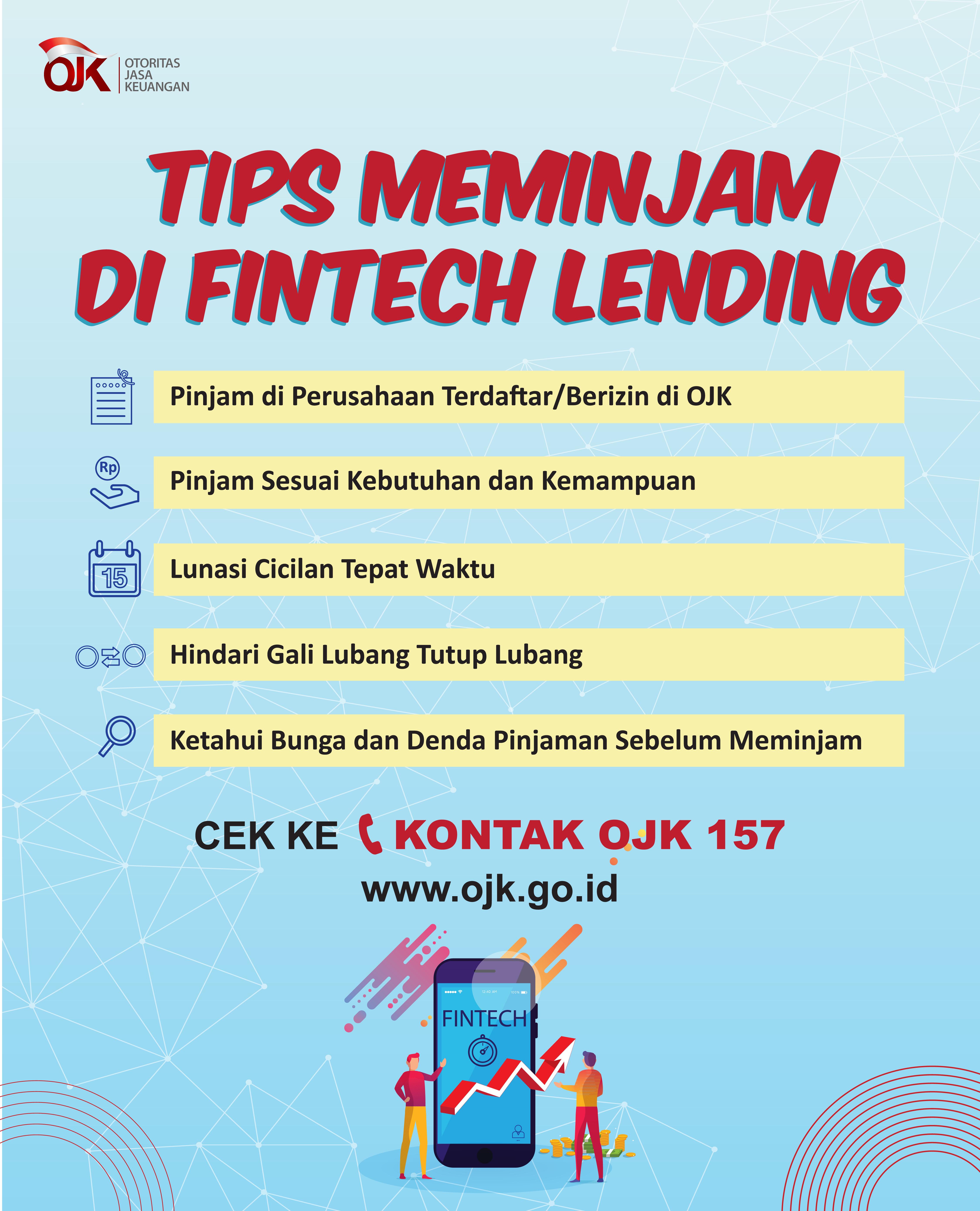 Tips Meminjam Di Fintech Lending Sikapi